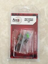 Apex Tactical S&W M&P 9mm .40 SHIELD Carry Kit - SCK Trigger Enhancement 100-076