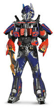 ADULTS MENS TRANSFORMERS OPTIMUS PRIME RENTAL QUALITY FANCY DRESS COSTUME