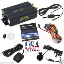 MINI GPS/SMS/GPRS TRACKER TK103A VEHICLE CAR REALTIME TRACKING DEVICE SYSTEM US