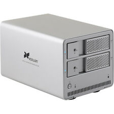 "Xcellon DRD-101 Dual-Bay System for 3.5"""" SATA Hard Disk Drives"