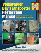 Volkswagen Bay Transporter Restoration Manual (Restoration Manuals) (Haynes Res.
