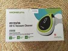 Moneual Rydis U60 Pro - Black/Green/White - Handheld Vacuum Cleaner NIB