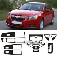 Carbon Gear Center Fascia Switch Wheel Decal  for 2008 - 2012 Chevrolet Cruze