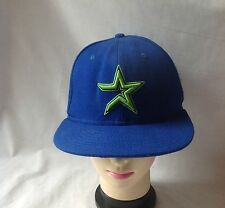 new era mlb fitted cap 6 7/8 54.9cm 59 fifty blue