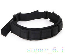 PRO Photography Waist Belt Sling Hang Adjustable for camera lens bag case tripod