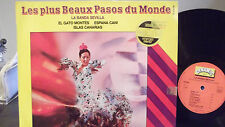 LES PLUS BEAUX PASOS DU MONDE LA BANDA SEVILLA ON BELLAPHON IMPORTED FROM FRANCE