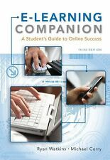 E-Learning Companion: A Student's Guide to Online Success (Available Titles Cou