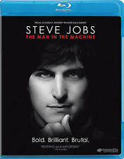 Steve Jobs: The Man in the Machine (Blu-ray) Documentary BRAND NEW Alex Gibney