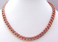 "Copper Neck Chain Necklace 18""  Wheeler Sunrise Healing Arithitis Pain cn 016"