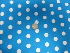 "Polka Dot Small 3/8"" Fabric BTY yard 36x44 UPICK COLOR quilting little sew JAM"