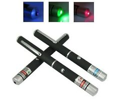 Powerful Red Laser Pointer Pen Beam Light 5mW 650nm Professional Lazer