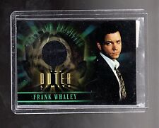 Outer Limits CC6 Frank Whaley Costume card