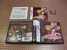 NDS RHAPSODY A MUSICAL ADVENTURE USA NTSC COMPLETO NINTENDO DS 3DS