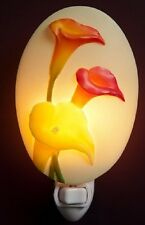 "Ibis & Orchid ""Calla Lily Trio"" Night Light (#86)"