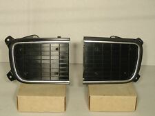 1967 Camaro RS Headlight Assemblies Left and Right No Motors Show Quality