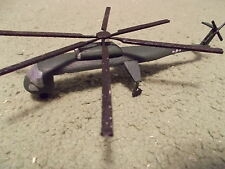 "Built 1/144: American SIKORSKY CH-54 ""TARHE"" SKYCRANE Helicopter Aircraft"