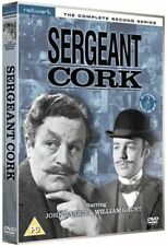 SERGEANT CORK the complete second series 2. John Barrie. 2 discs. New DVD.