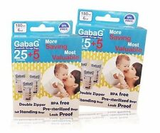 Breast Milk Storage Bag Pack of 30 BPA Free Sterilised for Breastmilk