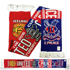 Match Day Scarf United v The team from Crystal Palace Area Cup Final 21.5.2016