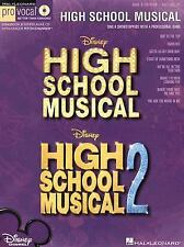 High School Musical Girls Edition Vol.28 BKCD (Hal Leonard Pro Vocal)