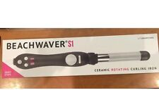 Sarah Potempa BeachWaver S1 Ceramic Rotating Curling Iron NEW & AUTHENTIC!