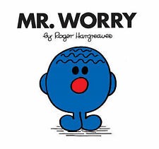 NEW (32)  MR WORRY ( BUY 5 GET 1 FREE book )  Little Miss Mr Men