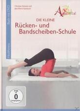 Die kleine Rücken und Bandscheiben-Schule/Ayurvital  (inkl. Buch)