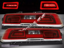 2014-2015 Chevy Camaro L.E.D RED Tail lights