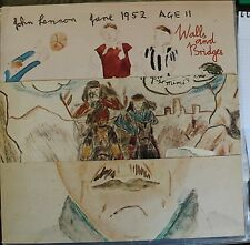 John Lennon ‎– Walls And Bridges - Apple Records ‎– PCTC 253 - Vinyl NM