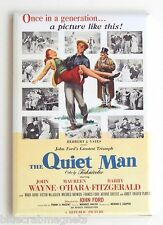 The Quiet Man FRIDGE MAGNET (2.5 x 3.5 inches) movie poster john wayne