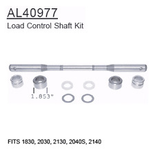 AL40977 John Deere Parts Load Control Shaft Kit 1830, 2030, 2130, 2040S, 2140