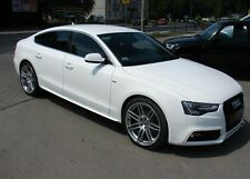 Audi A5 Sportback - Side skirts bars S-line look