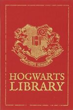 Hogwarts Library Harry Potter Hardcover #1 - No Box - 2013 J K Rowling Books
