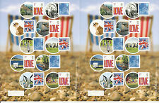 GREAT BRITAIN Royal Mail 2008 I WROTE TO SAY... SMILERS FULL SHEET of 20