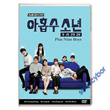 "BUY 5 GET 1 FREE"" Age Ending in Nine Boy/ Plus Nine Boys Korean Drama~ GOOD_ENG"