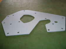 MG TD/TF AND Y TYPE FRONT ENGINE PLATE