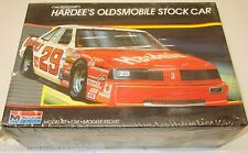 Monogram Hardee's Oldsmobile Stock Car NASCAR Model Kit #2754 Sealed FREE S&H