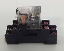 OMRON 24VDC RELAY LOT OF 4 G2R-2-SND 101290