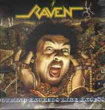Raven-Nothing exceeds like excess (180gr. Limited DOUBLE Vinile) Nuovo!!!