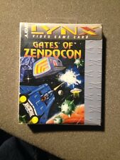 Gates of Zendocon  (Lynx, 1993) Atari New factory sealed in Box Small Picture