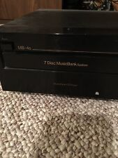 Nakamichi 7disc CD player MB-4s