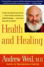 Health and Healing Weil, Andrew T. Paperback