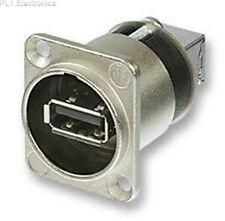 NEUTRIK - NAUSB-W - ADAPTATEUR, USB A RECPT, USB B RECPT
