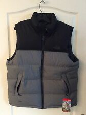 The North Face Nuptse 700 Fill Down Vest 2016 New With Tags NWT Mens Sz M