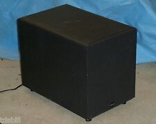 """POLK Powered Subwoofer - Dual Ported 180W / 10"""" Driver / High & Low Level Inputs"""