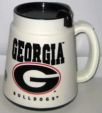 NEW! UNIVERSITY OF GEORGIA BULLDOGS TRAVEL COFFEE MUG Thermal Insulated