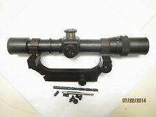 All steel Svoiet Russian Mosin nagant 91/30 PEM sniper scope and mount combo