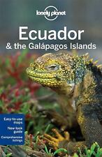 Lonely Planet Ecuador & the Galapagos Islands NEW Free Shipping