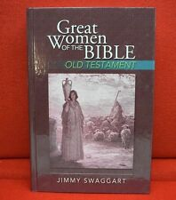 JIMMY SWAGGART-GREAT WOMEN OF THE BIBLE OLD TESTAMENT