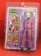 "Batman Classic 1966 TV Series 1 - DC Comics Action Figure 8"" - The Joker 2014 DC"